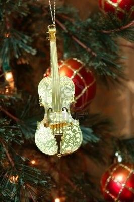ViolinOrnament