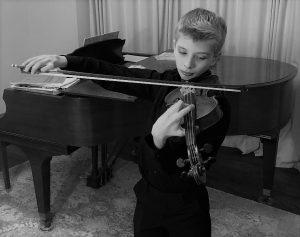 Chatelain Concerto Winner Teddy Ohly